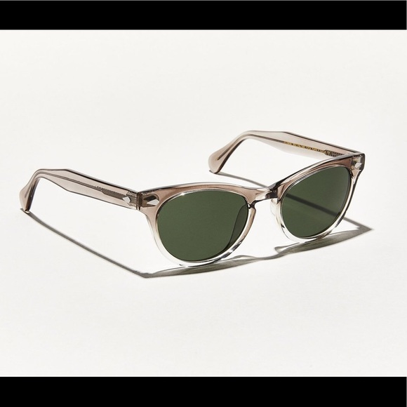 MOSCOT Bummi Sunglasses (grey fade)